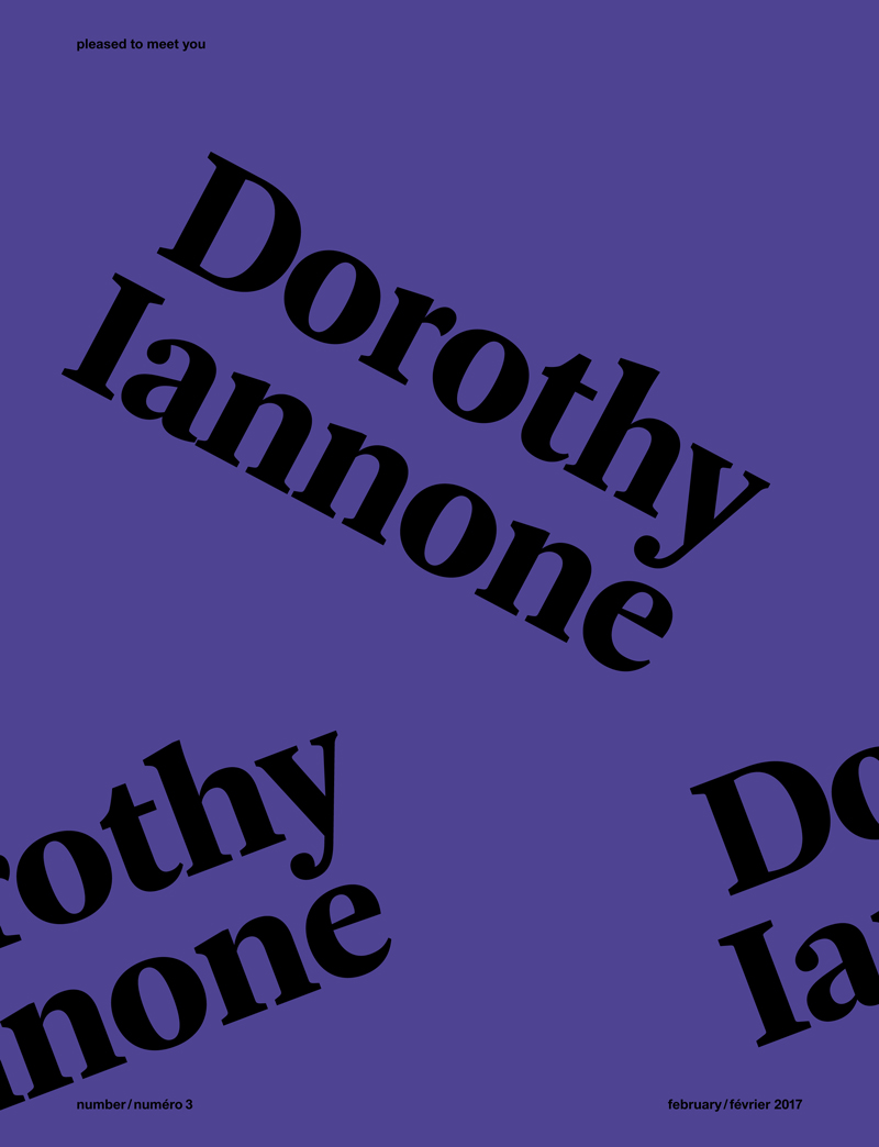 Pleased To Meet You - Dorothy Ianone - Order now